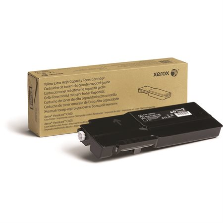 Extra High Yield Xerox Toner Cartridge C400 / C405