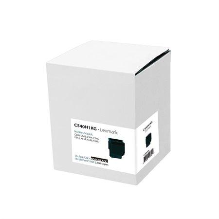 Cartouche de toner compatible Lexmark C54x / X54X