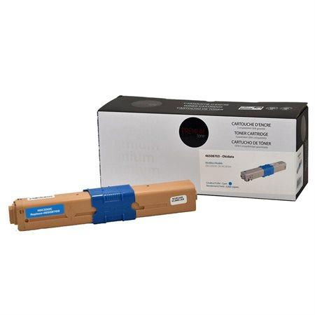 Cartouche de toner compatible Okidata 4650870