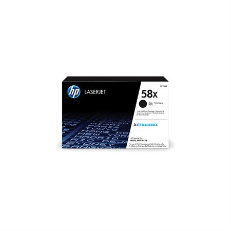 HP High Yield 58X Toner Cartridge