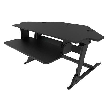 Precision Standing Desk for Corner Desk
