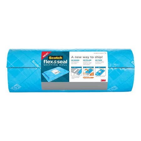 Rouleau d'expédition Scotch® Flex & Seal