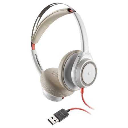 Casque d'écoute Blackwire 7225 USB-A blanc