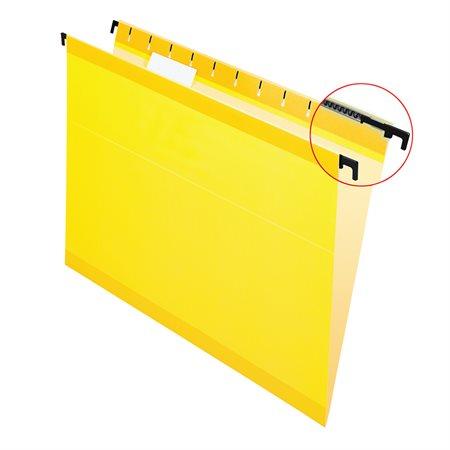 SureHook™ Reinforced Hanging File Folders
