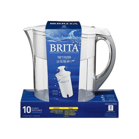 Système de filtration Brita® 10 tasses de 240 ml (8 oz)