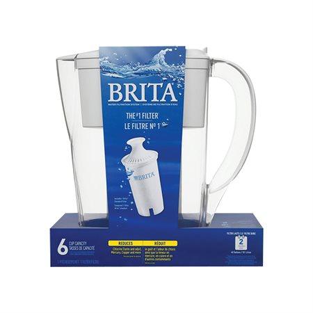 Système de filtration Brita® 6 tasses de 240 ml