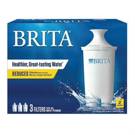 Brita® Replacement filters