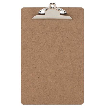 Planchette à pince format lettre