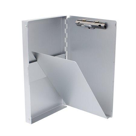 Écritoire en aluminium 5-2 / 3 x 9-1 / 2 po
