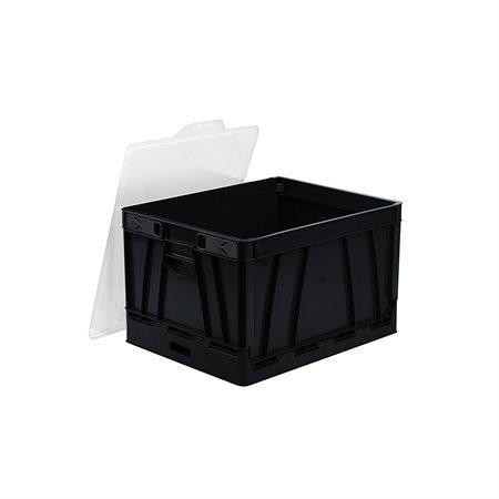 Boîte de rangement rabattable