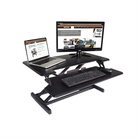 High Rise™ Convertible Sit-Stand Workstation