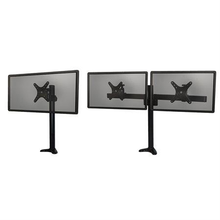 Single  /  Dual Monitor Arm Set