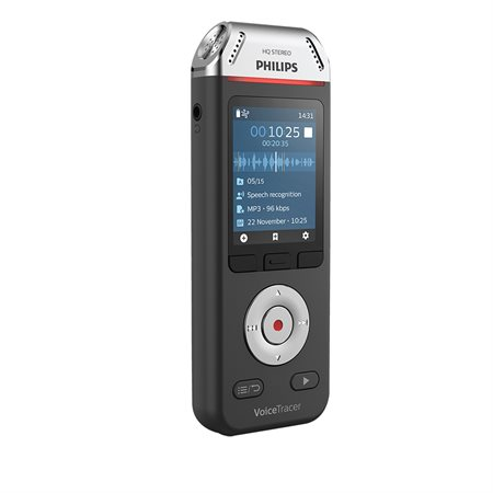 DVT2810 VoiceTracer Digital Recorder