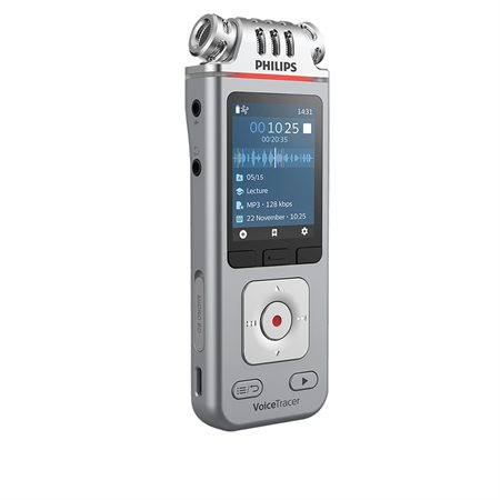 DVT4110 VoiceTracer Digital Recorder