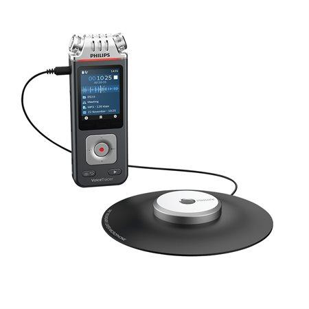 DVT8110 VoiceTracer Digital Recorder