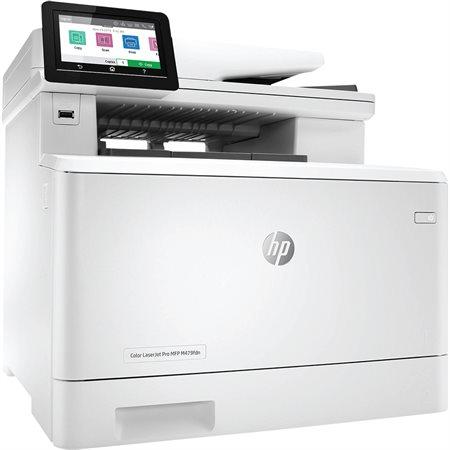 Imprimante multifonction LaserJet Pro couleur M479FDN