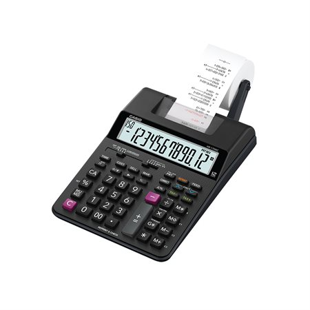 Calculatrice à imprimante HR-170RC
