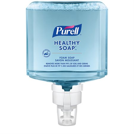 Recharge Healthy Soap® pour distributeur de savon à mains Purell® ES8 mousse haute performance