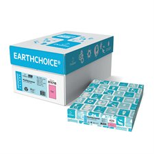 """Papier de couleur à usages multiples EarthChoice® Format tabloïd - 11 x 17"""" cerise"""
