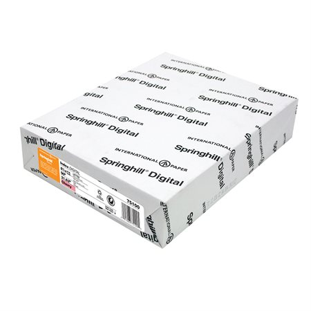 Papier couverture Springhill® Digital