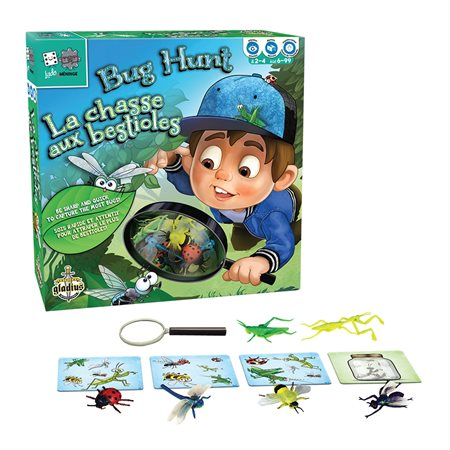 Bug Hunt Game