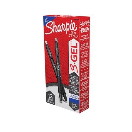 Stylo Sharpie S.Gel rétractable 1,0 mm bleu