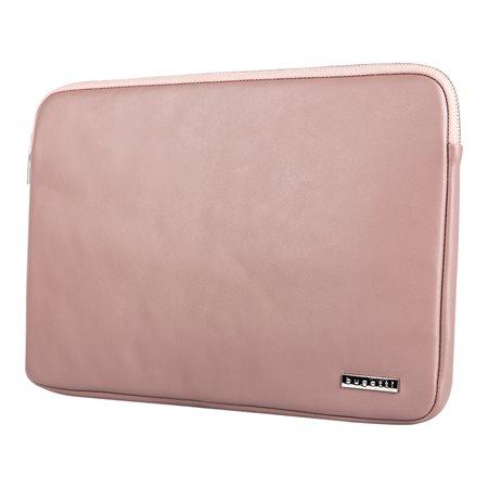 Étui pour ordinateur portable rose