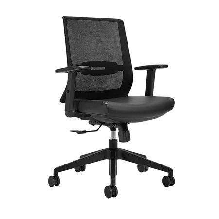 Medium Back Synchro-Tilter Armchair