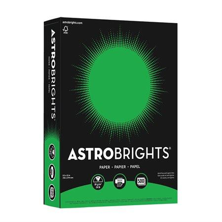 Papier de couleur Astrobrights®