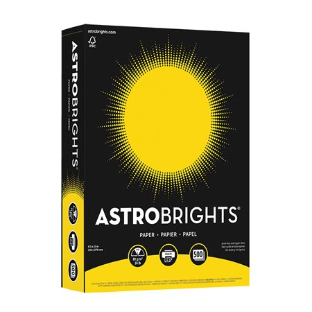 Coloured Paper Astrobrights®
