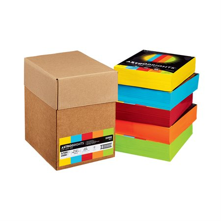 Astrobrights®Coloured Paper