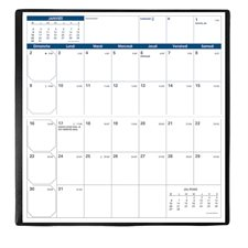 Visoplan Monthly Pocket Diary (2022)