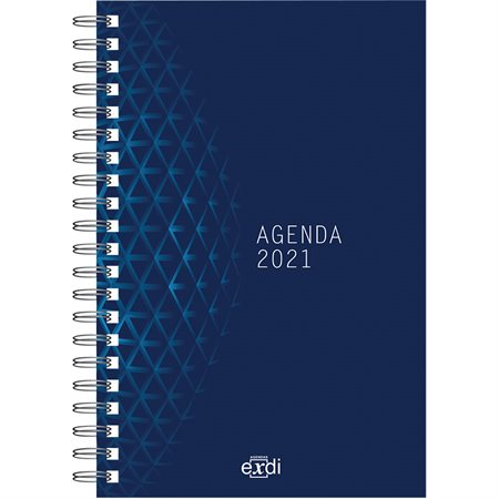 Agenda quotidien Exdi (2021)
