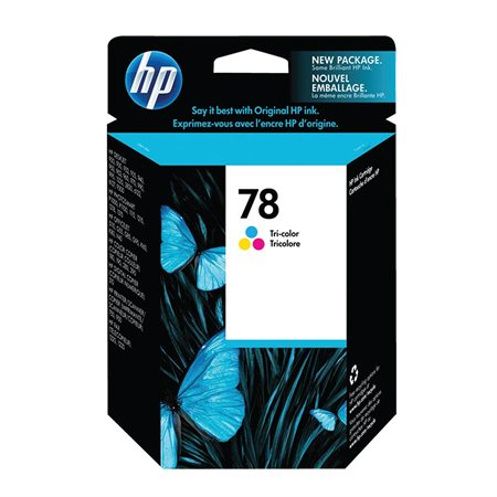 HP 78 Ink Jet Cartridge