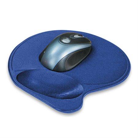 Tapis de souris Wrist Pillow® bleu