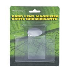 Card Magnifying Glass