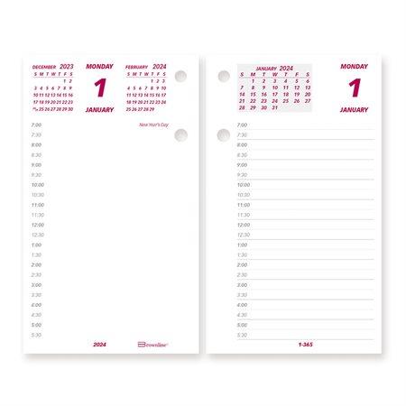 Recharge pour bloc calendrier quotidien (2021)