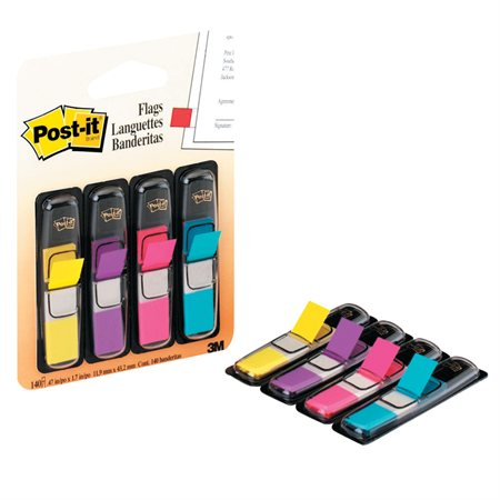 Languettes Post-it® brillant