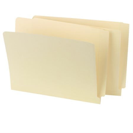 Laminated End Tab File Folder
