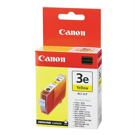 BCI-3EY Ink Jet Cartridge