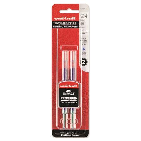 Recharge pour stylo à bille rétractable Signo 207 Impact