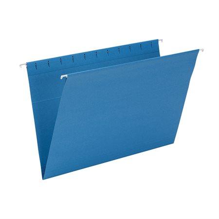 Dossiers suspendus Format légal bleu ciel