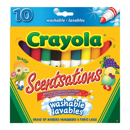 Scentsations Colouring Markers