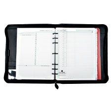 Planificateur format bureau Format folio, 8-1 / 2 x 11 po.