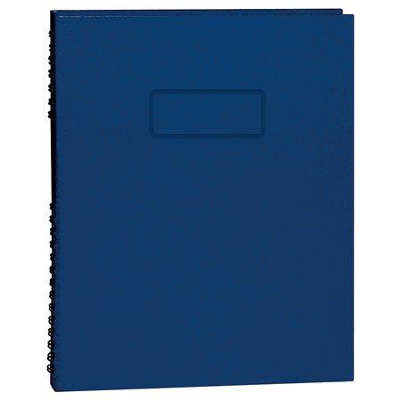 Livre de notes NotePro™ bleu