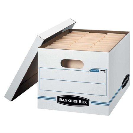 Boîte d'entreposage Stor / File™ Vendu individuellement
