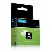 """Étiquettes d'adresse pour imprimantes LabelWriter® 1-1/8"""" x 3-1/2"""" (130)"""