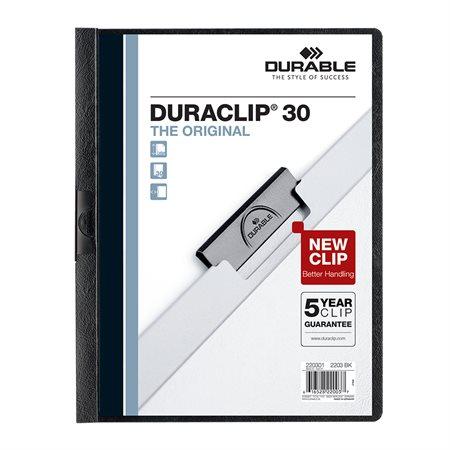 DURACLIP®  Report Cover