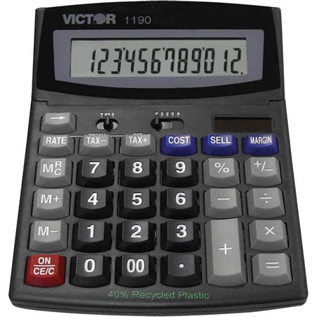1190 Desktop Calculator
