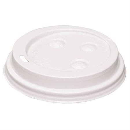 Dome Style Lids for Hot Beverages